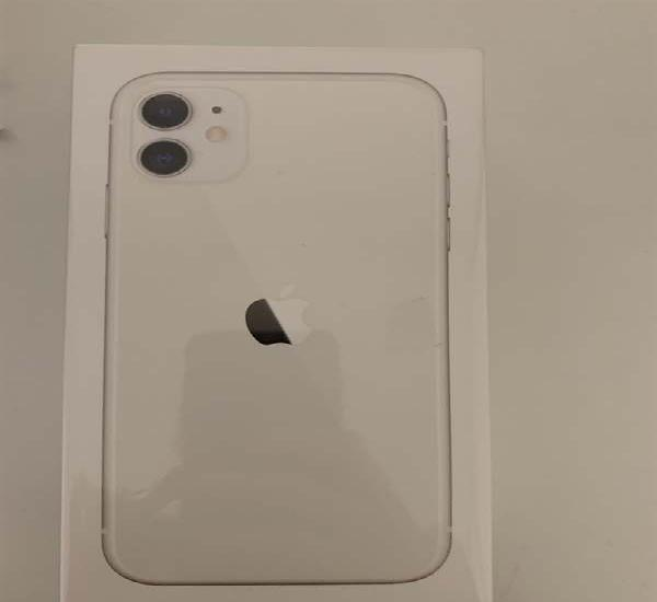 IPhone 11 256gb nuovo in scatola