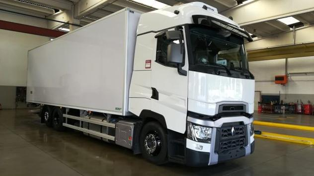 Renault t 480 highcab p6x2 isotermico rif. 12550358