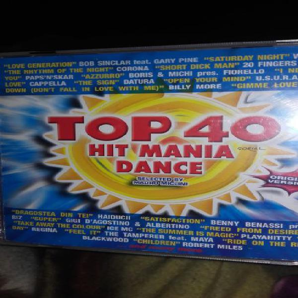 Top hit mania dance