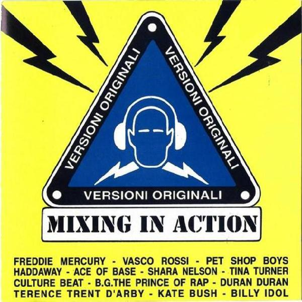 Various - mixing in action