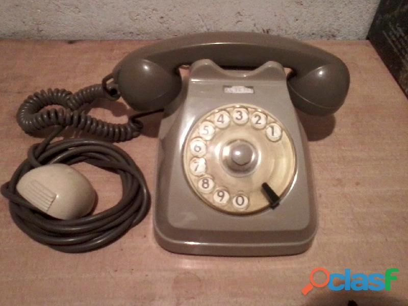 Telefono a disco anni 70