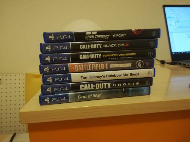 7 giochi ps4