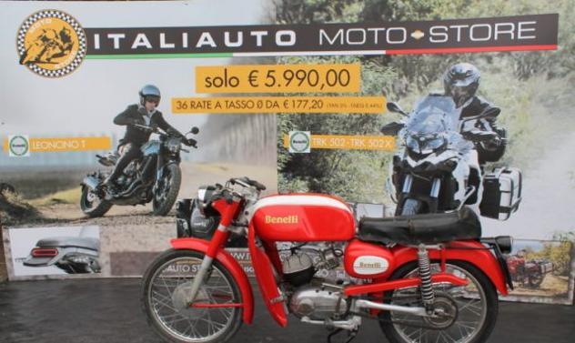 BENELLI Leoncino 125 rif. 11813951
