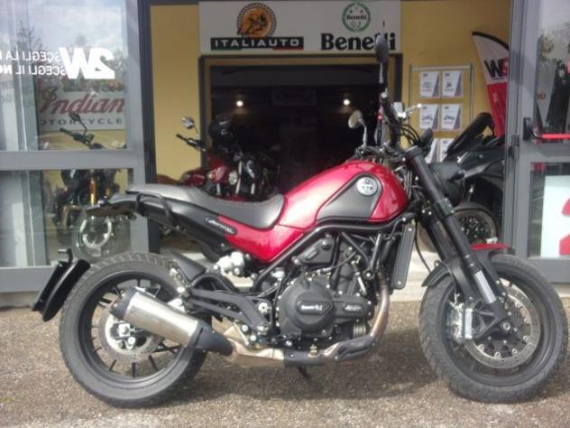 BENELLI Leoncino 500 rif. 12145175