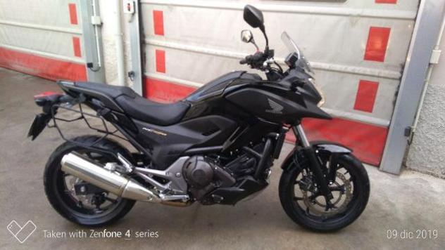 Honda nc 750x dct abs km 11000