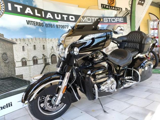 INDIAN Roadmaster ThunderBlack rif. 12525609