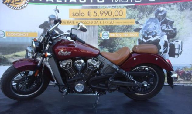 INDIAN Scout 2018 rif. 11814026