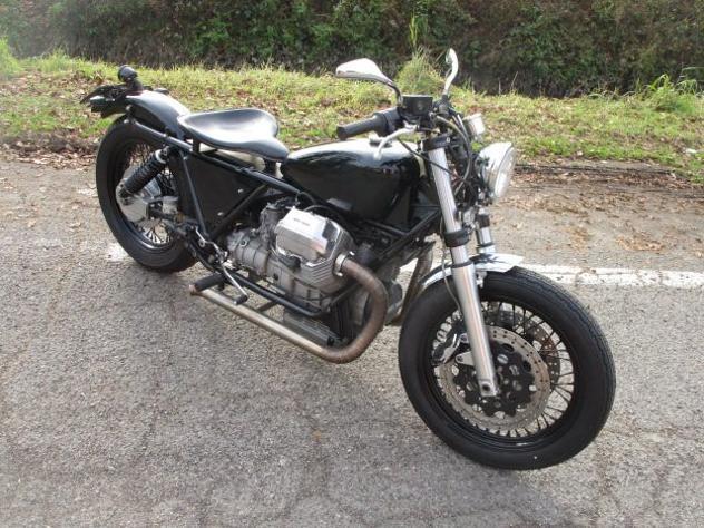Moto guzzi t5 850 trasformata bobber rif. 12582087