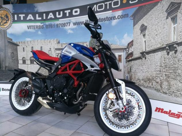 MV AGUSTA Brutale 800 Dragster RR America Special Edition