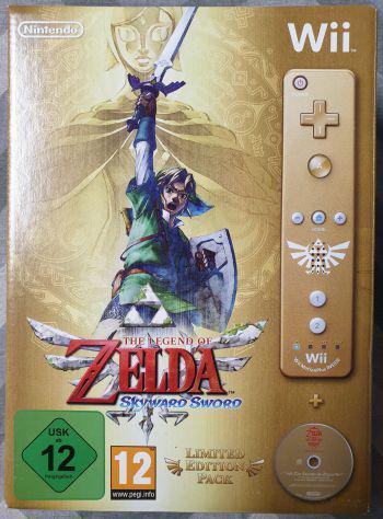 The legend of zelda skyward sword limited ed. nuovo