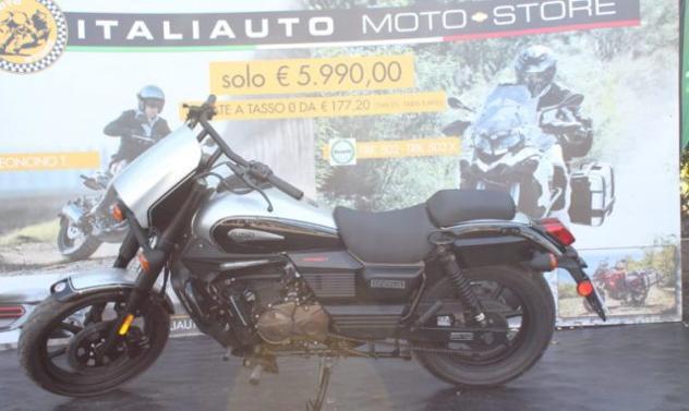 UM Renegade 125 Sport rif. 11813244