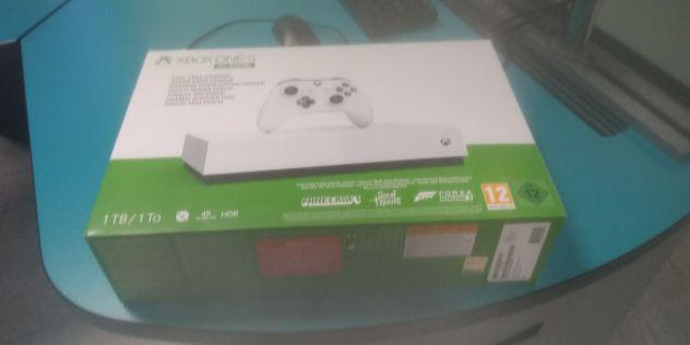 Xbox one s all digital, 1tb no disc