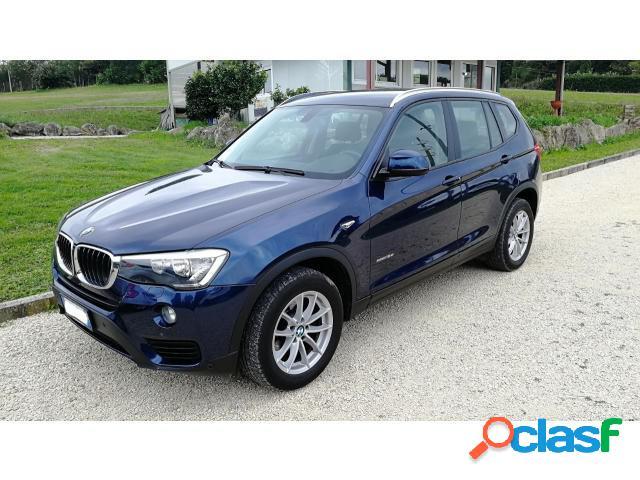 Bmw x3 diesel in vendita a bracciano (roma)