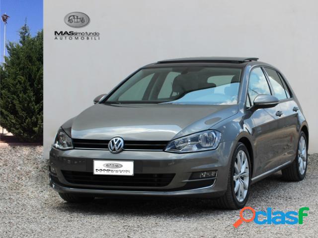 Volkswagen golf diesel in vendita a melissano (lecce)
