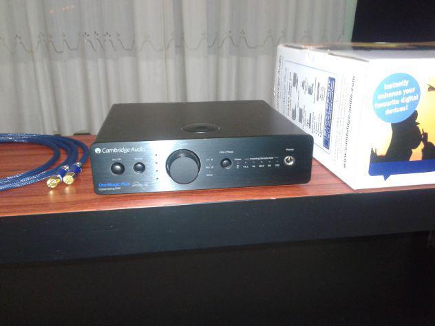 Dac cambridge audio magic plus