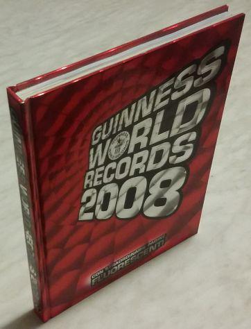 Guinness world records 2008 pagine fluorescenti