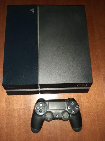 Ps4 500 gb giochi