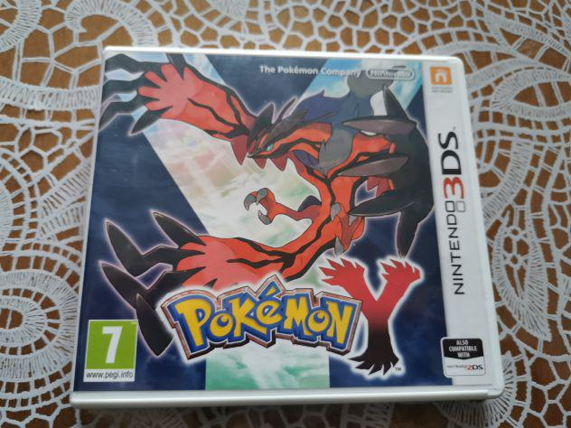 Pokemon y per nintendo 3ds