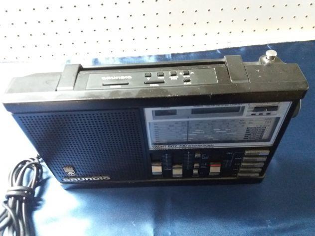Radio am fm grunding yacth boy 700 funzionante