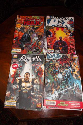 Marvel universe(marvel italia,panini comics,2010-2015)