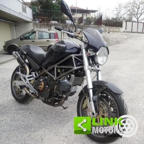 Ducati monster 900 s del 2000