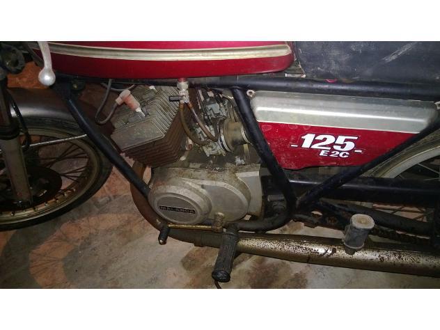Malanca e2c cc 125 immatricolata 1978
