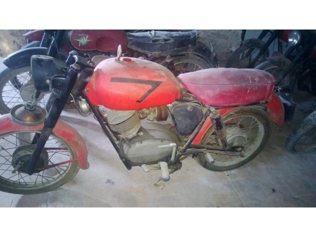 Moto guzzi stornello cc 125 immatricolata 1950