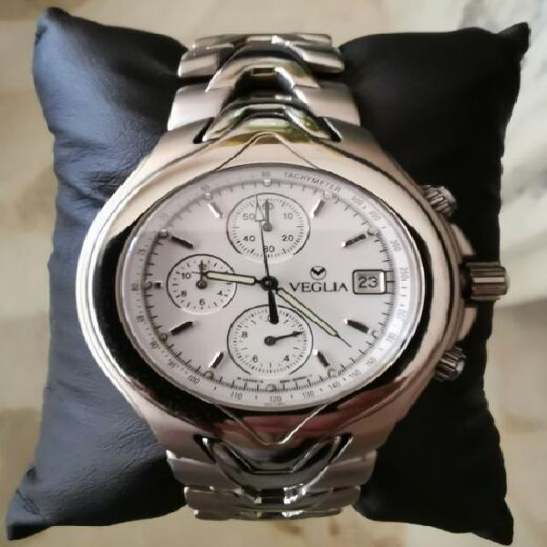 Orologio cronografo veglia titanio