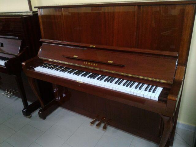 Pianoforte yamaha u3 americano in noce