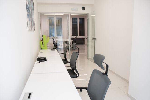 Uffici arredati in centro ufficio cso galileo ferraris