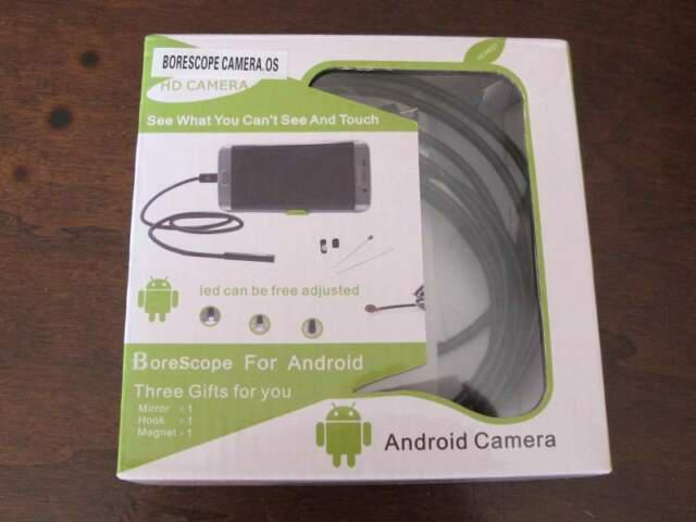 Usb endoscope an97 android
