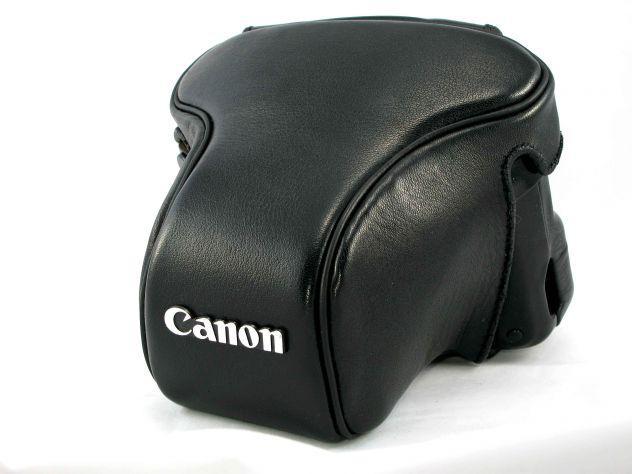 Parasole metallo nero tappo frontale  per CANON Powershot G1X MArk III