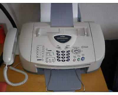Fax brother 1820-c a colori