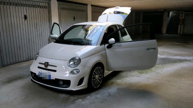 Fiat 500 abarth 1.4 135cv anno 2014 cambio manuale 39.600km!