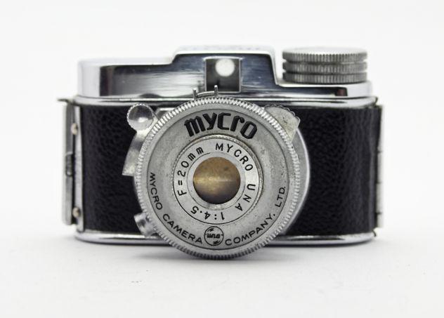Micro camera anni 50-60 da c