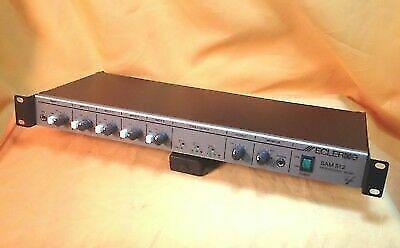Mixer ecler sam 512 professional audi9o