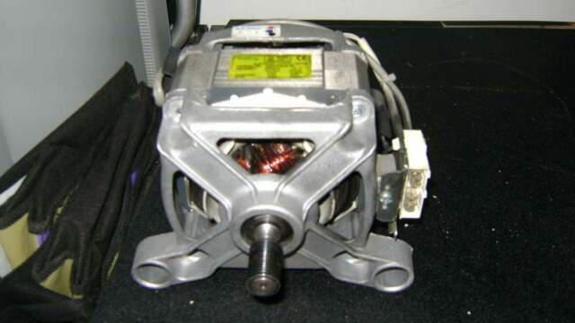Motore lavatrice universale
