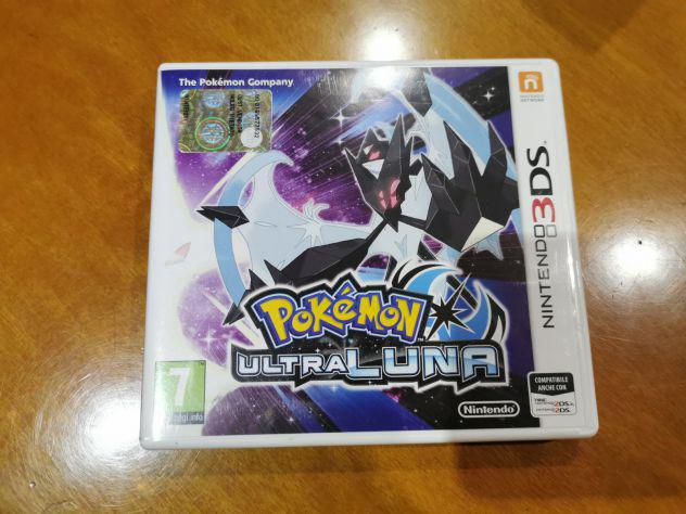 Nintendo 3ds pokemon ultraluna
