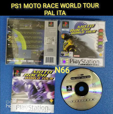 Ps1 moto race world tour pal ita