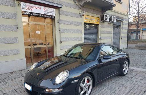 Porsche 911 carrera s coupé reggio emilia