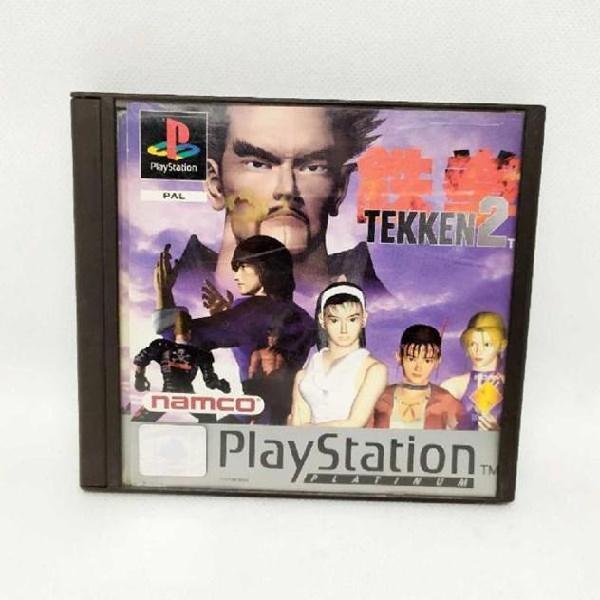 Videogioco play station 1 tekken 2