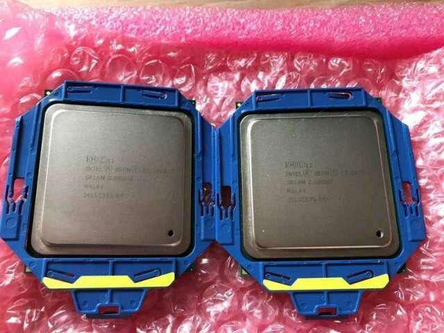 Coppia di processori intel xeon hexa-core e5 2630 v2