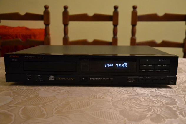 Luxman dz-111 lettore cd compact disc player