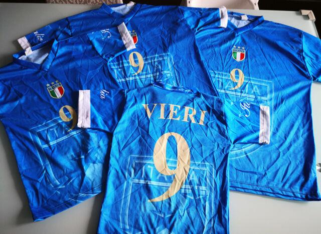 Maglie nazionale italiana bobo vieri anni 90 (taglie varie)