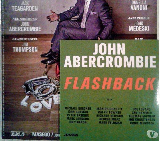 Musica jazz n. 816 + cd allegato: john abercrombie