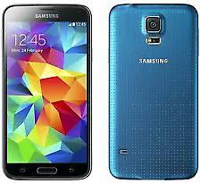 Samsung galaxy s5 dual sim colore blu