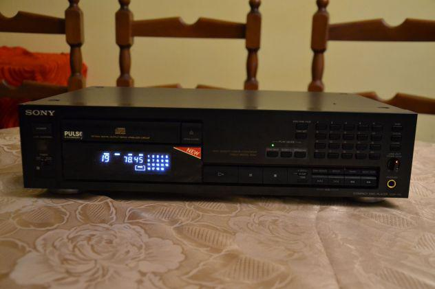 Sony cdp-791 lettore cd compact disc player