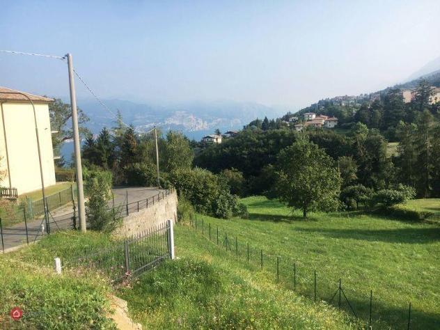 Terreno edificabile in vendita a san zeno di montagna