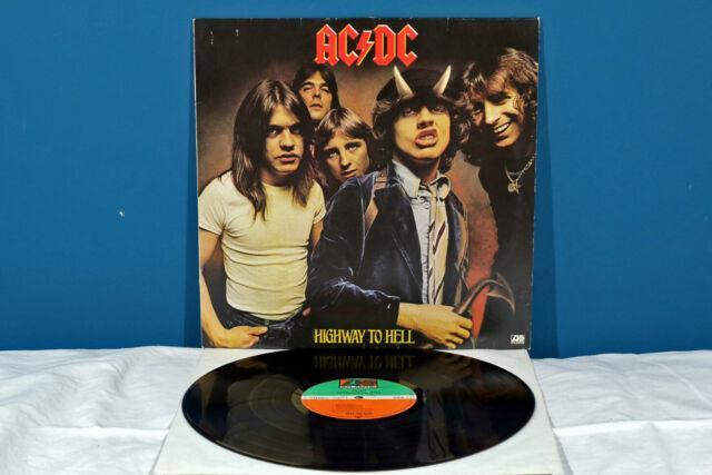 Ac/dc highway to hell lp vinile 1979 raro
