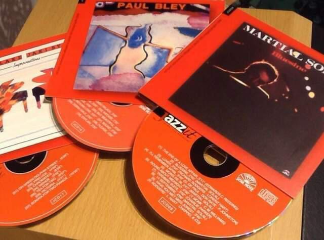 "Cd jazz ""piano"", 3 cd top!"